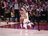 [NBA]总决赛6月9日:勇士VS骑士 库里集锦