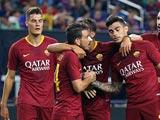 [国际足球]国际冠军杯:巴塞罗那2-4罗马 比赛集锦