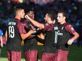 [国际足球]国际冠军杯:AC米兰VS巴萨 比赛集锦