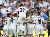 [国际足球]国际冠军杯:皇马VS尤文 下半场