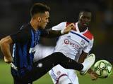 [国际足球]国际冠军杯:国际米兰1-0里昂 比赛集锦