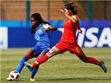 [女足]U20女足世界杯:海地1-2中国 比赛集锦