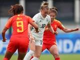 [女足]U20女足世界杯:德国2-0中国 比赛集锦