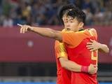 [国足]U23国际足球赛:中国3-2伊朗 比赛集锦