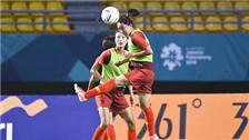 [亚运会]女足小组赛:塔吉克斯坦0-16中国 集锦
