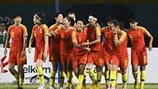 [亚运会]女足半决赛:中国台北VS中国