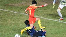 [亚运会]女足决赛:日本1-0中国 比赛集锦