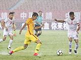 [国足]曲靖国际青年锦标赛U21国家队因大雨中断