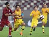 [国足]国际足球友谊赛:卡塔尔VS中国 下半场