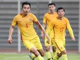 [国足]国际足球友谊赛:巴林VS中国 下半场