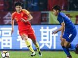 [女足]女足锦标赛:中国VS泰国 上半场