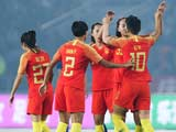 [女足]女足锦标赛:中国2-0泰国 比赛集锦