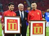 [国足]国际足球友谊赛:中国0-0印度 比赛集锦