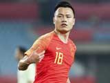 [国足]国际足球友谊赛:中国VS叙利亚 上半场