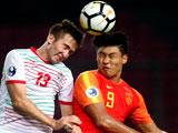 [國足]U19亞錦賽小組賽:塔吉克斯坦VS中國
