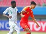 [國足]U19亞青賽第2輪:中國VS沙特 上半場