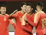 [國足]U21青年錦標賽 中國1-0泰國 比賽集錦