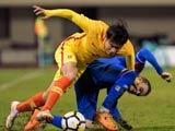 [國足]U21足球錦標賽:冰島VS中國 上半場