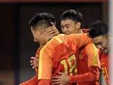 [國足]U21足球錦標賽:中國1-1墨西哥 比賽集錦