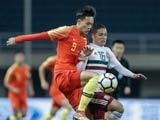 [國足]U21足球錦標賽:中國VS墨西哥 上半場