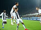 [意甲]第14轮:佛罗伦萨0-3尤文图斯 比赛集锦