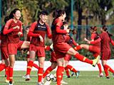 [女足]三戰全勝 中國女足晉級東亞杯正賽