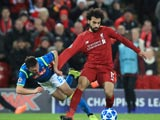 [欧冠]C组第6轮:利物浦1-0那不勒斯 比赛集锦