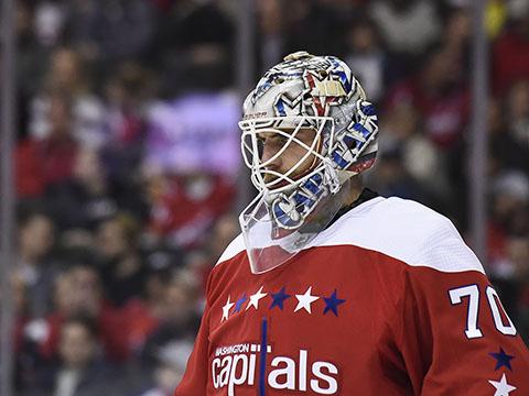[NHL]常规赛:纽约岛人VS华盛顿首都人 第一节