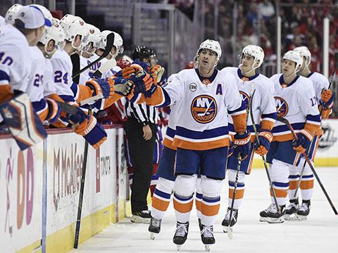 [NHL]常规赛:纽约岛人VS华盛顿首都人 第三节