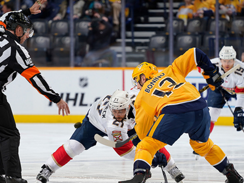 [NHL]常规赛:佛罗里达美洲豹VS纳什维尔掠夺者 全场集锦