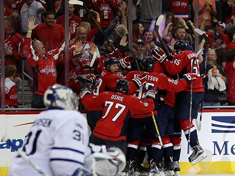 [NHL]常规赛:华盛顿首都人VS多伦多枫叶 第三节