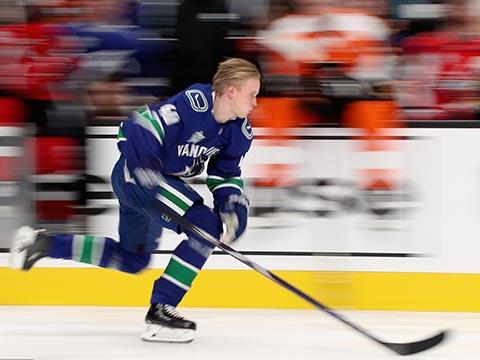 [NHL]2018-19赛季全明星技巧挑战赛:急速滑冰