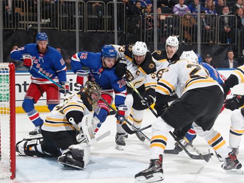 [NHL]常规赛:波士顿棕熊VS纽约游骑兵 加时赛