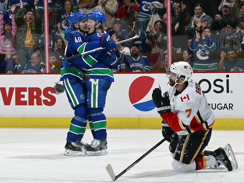 [NHL]常规赛:卡尔加里火焰VS温哥华加人 点球赛