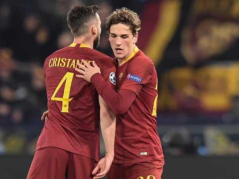 [歐冠]1/8決賽:羅馬2-1波爾圖 比賽集錦