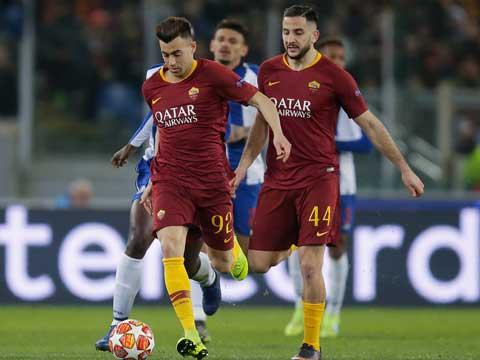 [歐冠]1/8決賽:羅馬VS波爾圖 下半場