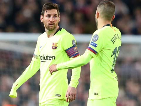 [欧冠]1/4决赛首回合:曼联0-1巴塞罗那 比赛集锦