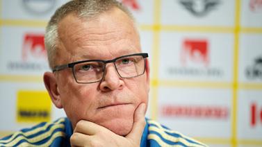 [圖]2020歐洲杯預選賽F組前瞻 瑞典召開發布會