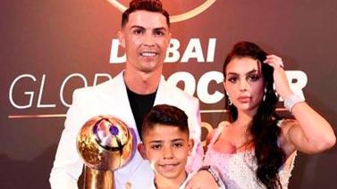 [意甲]C羅再次榮膺環球足球獎最佳球員