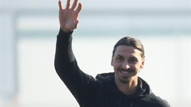 [天下足球]時隔8年 瑞典球星伊布重回AC米蘭