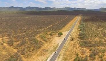 《远方的家》 20200106 一带一路(529) 纳米比亚 跨越万里友谊传