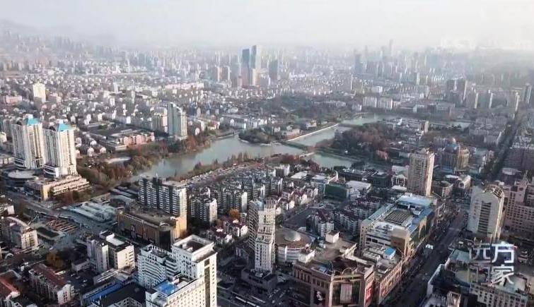 《远方的家》 20200117 长江行(91) 临江之城 古都南通