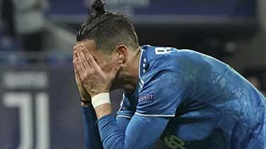 [歐冠]1/8決賽:里昂1-0尤文圖斯 比賽集錦