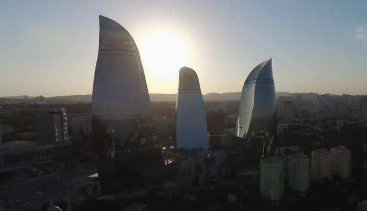 """《远方的家》 20200310 系列节目——亲历""""一带一路"""" 走进阿塞拜疆"""