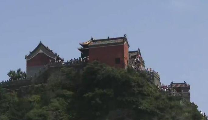 《远方的家》 20200325 世界遗产在中国 寻道武当山