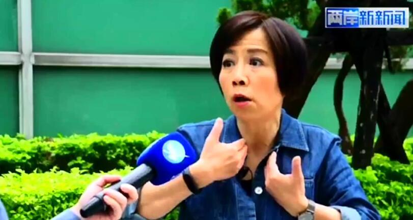"""怒批""""政治防疫""""  黄智贤:我不怕""""文字狱"""" 00:00:58"""