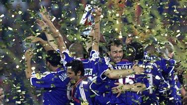 [足球之夜]20200426 名宿回忆法国2000夺冠之旅