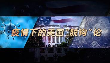 """《深度国际》 20200530 疫情下的美国""""脱钩""""论"""