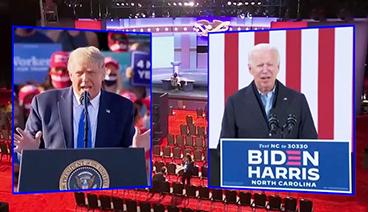 《今日关注》 20201022 美俄军控、对台军售 特朗普打出选战最后组合牌?