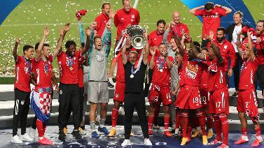 2020年10月26日天下足球完整版 王者拜仁